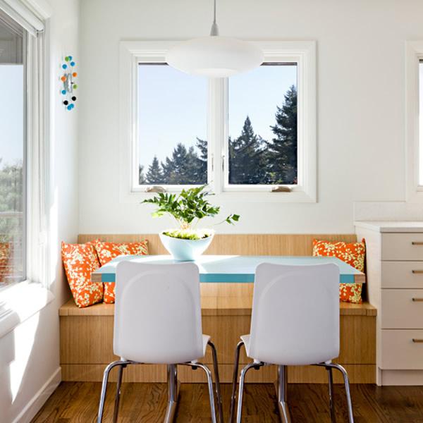 Pero mu00e1s que la espaciosa cocina, el desayunador en ese acogedor ...