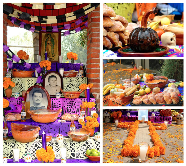 Decoracion Altar De Muertos ~ Comments Off on D?a de Muertos en M?xico